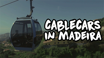Cablecars in Madeira| Ben Grace Films