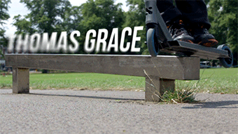 Thomas Grace Scooter | Ben Grace Films