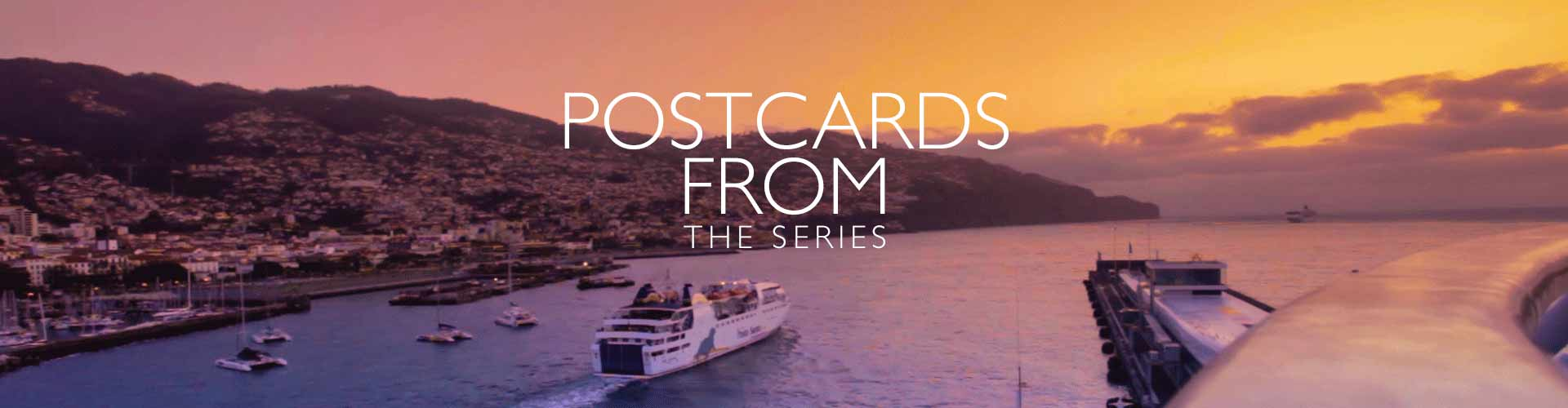 Postcards From | Ben Grace Films | BenGrace.co.uk